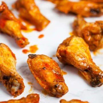 How To Make Buffalo Wings #SundaySupper