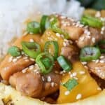 Save Pineapple Teriyaki Chicken on Pinterest