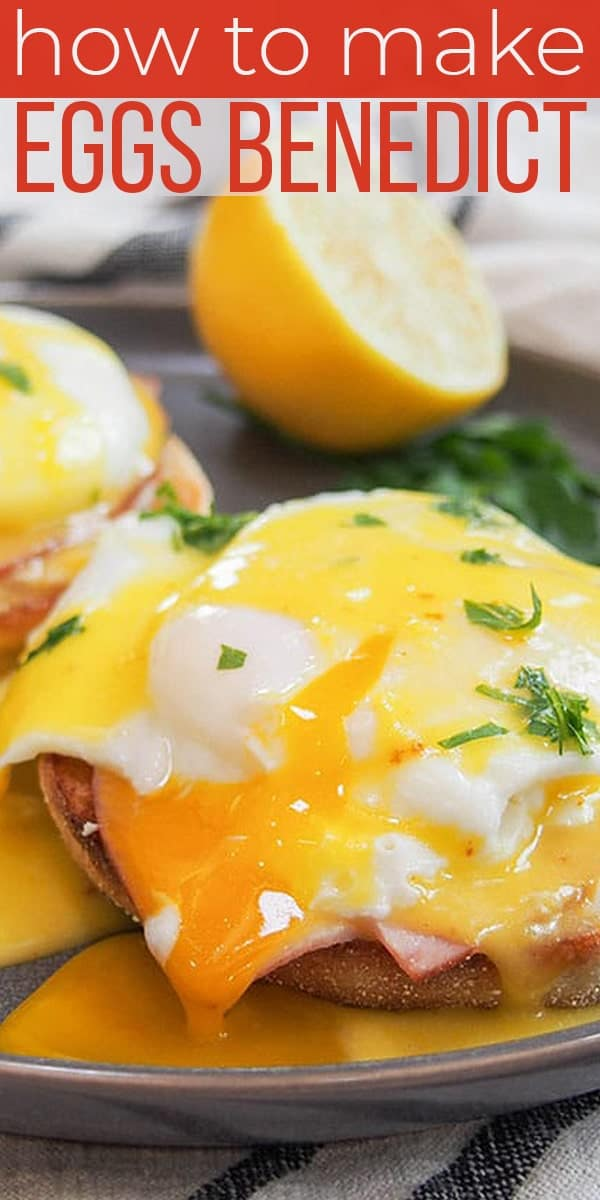 Save How to Make Eggs Benedict on Pinterest