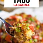 Mexican Lasagna pin image
