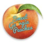 Sweet Georgia Peaches Logo