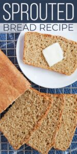 Save How to Make Sprouted Bread on Pinterest