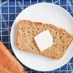 Save sprouted bread on Pinterest for later!