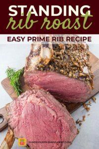 standing rib roast pin