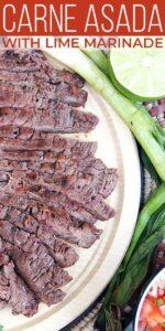 Save Carne Asada on Pinterest for Later!
