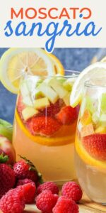 Save Moscato Sangria on Pinterest for later!