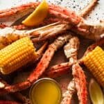 Save Steamed Crab Legs on Pinterest!