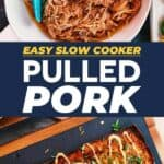 Save our Pulled Pork on Pinterest for Later!