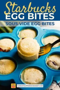 starbucks egg bites pin image