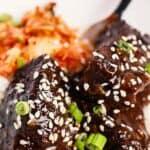 Korean short ribs pin image