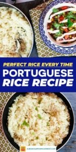 Save How to Cook Perfect Rice on Pinterest for later!