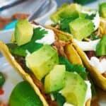Save Pulled Pork Tacos on Pinterest!