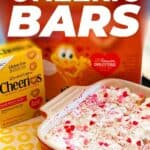 Cheerio Bars Pin Image