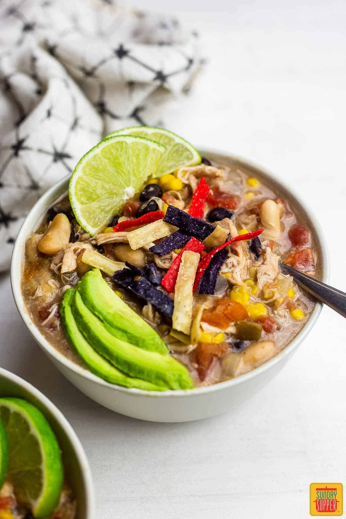 chick fil a chicken tortilla soup recipe slow cooker