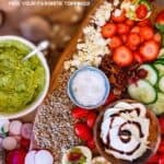 Save Avocado Toast Toppings Bar on Pinterest
