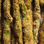 Air Fryer Asparagus Fries Pin Image