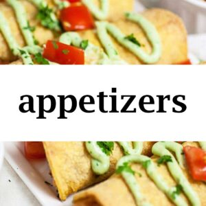 Appetizers