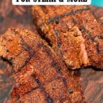 Dry Rub for Steak Pin Image