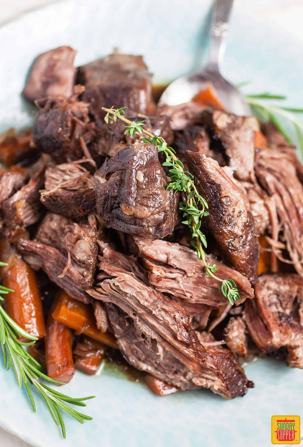 Easy Dutch Oven Pot Roast Recipe Sunday Supper Movement