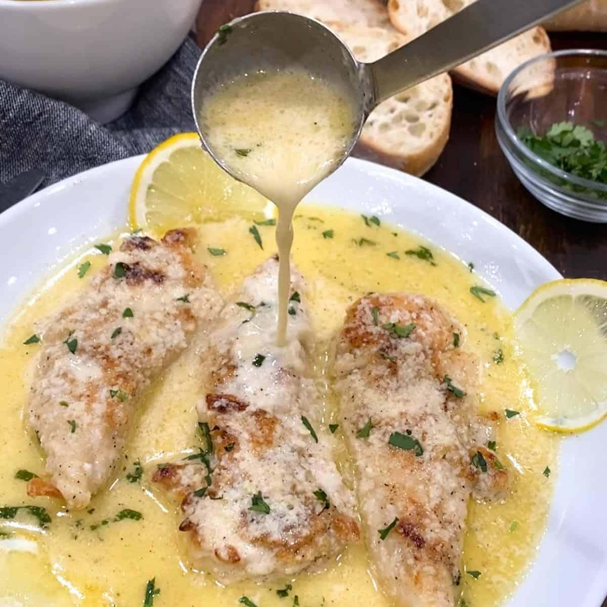 Creamy Lemon Butter Sauce Recipe Sunday Supper Movement