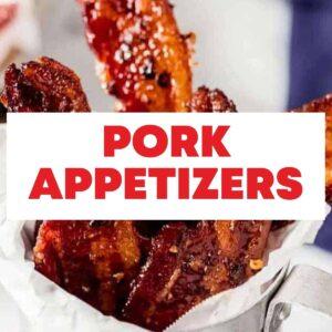 Pork Appetizers