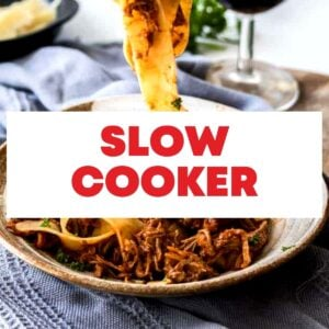 Slow Cooker and Crockpot